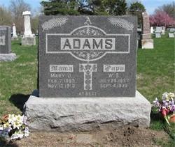 Mary J Adams