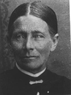Helen Jane <i>Tanser</i> Everett