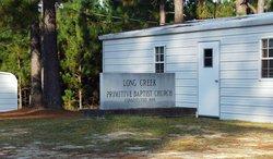 Long Creek Primitive Baptist Church Cemetery