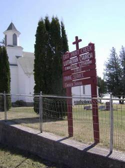 East Paint Creek Lutheran Church Cemetery