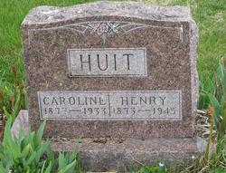 Caroline Carrie <i>Hadley</i> Huit