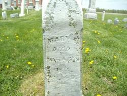Mary E. Ady