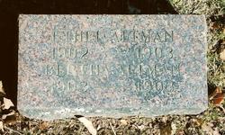 Bertha Altman