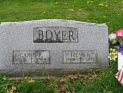 Irene F. Boyer