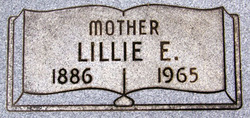 Lillie E <i>Ross</i> Bean
