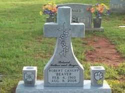 Robert Curtis Beaver Canupp