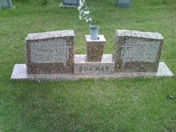 Myrtle Jane Mirtie <i>Bryant</i> Bowman