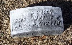 Ella Posey Aderhold