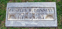 Charles W Donnell