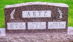 Paul Edward Artz