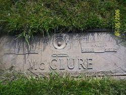 Myra Inez <i>Poole</i> McClure