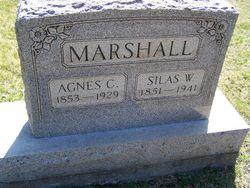 Agnes C. <i>Craig</i> Marshall