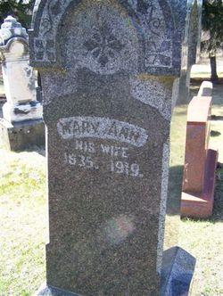 Mary Ann <i>Blair</i> Marshall