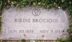 Birdie <i>Kiehl</i> Brocious