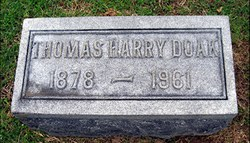Thomas Harry Doak