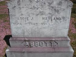 Addie J. Abbott