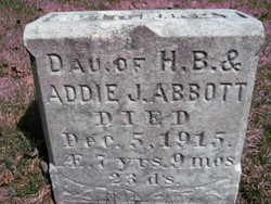 Ruth Lindy Abbott
