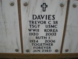 Ruth I Davies
