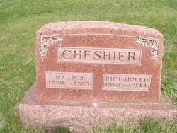 Richard Edgar Ed Cheshier