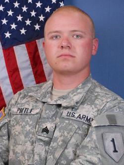 Sgt James Dewel Jimmy Pirtle