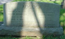 Br Adam Kennedy Adcock
