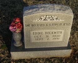 Eddie Beckwith