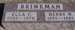 Henry W. Brinkman
