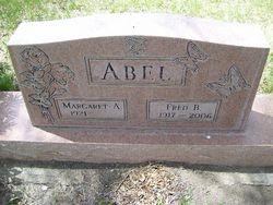 Margaret A. Abel