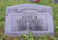 Mable M Abernathy
