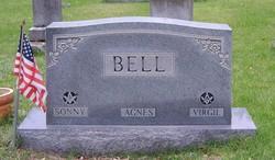 Agnes Virginia <i>Satterwhite</i> Bell