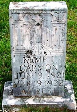 Kemp I. Carmon