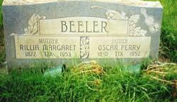 Marilla Margaret <i>Fly</i> Beeler