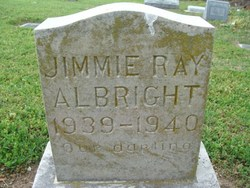 James Ray Jimmie Albright