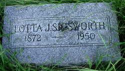 Lotta Jane <i>Willett</i> Sigsworth