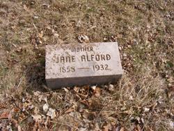 Jane Alford