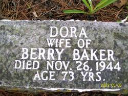 Dora <i>Ross</i> Baker