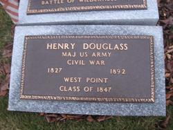 Maj Henry Douglass