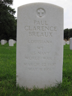 Paul Clarence Breaux
