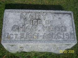 Mary Frances <i>Crosson</i> Hood