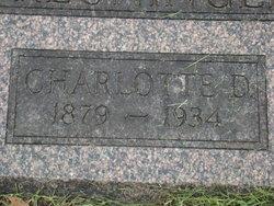Charlotte D Breuninger