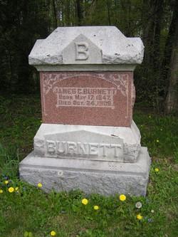James C Burnett