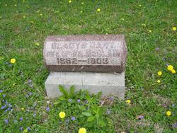 Gladys <i>Cart</i> McClain
