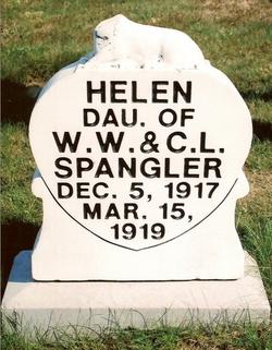 Helen Lena Spangler