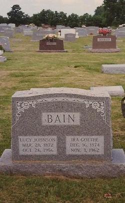 Lucy Kate <i>Johnson</i> Bain