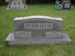 Sam Erie <i>Wilson</i> Beckham