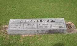 Clemmie Blackmon