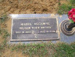 Mabel Alice <i>Gray</i> McGlone
