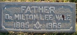 Dr Milton Lee Vale