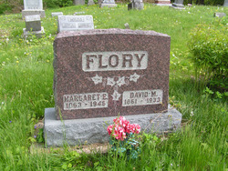 Margaret E <i>Kelley</i> Flory