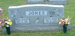 Ward Horace Jones